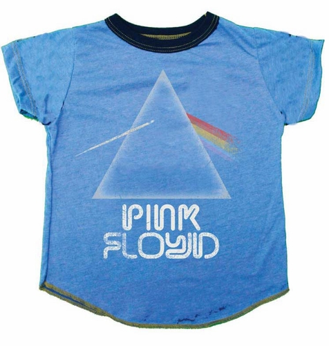 Rowdy Sprout Pink Floyd Dark Side of the Moon Tee