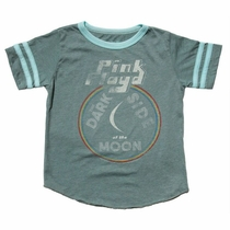 Rowdy Sprout Pink Floyd Dark Side of the Moon Varsity Tee
