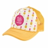 San Diego Hat Co. Girls Life Is Sweet Trucker Hat