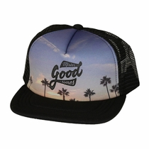 San Diego Hat Co. Mister Good Times Trucker Hat
