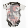 Sandbox Rebel AC/DC Angus Young Onesie (12-18m)