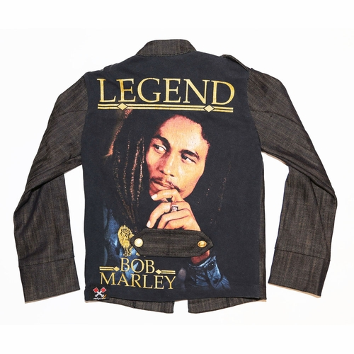 SandBox Rebel Bob Marley Sgt. Jacket (3)