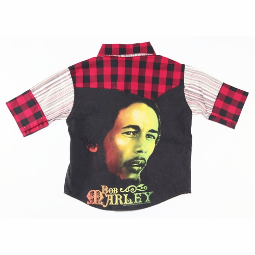 SandBox Rebel Bob Marley Brett Button Up (3)