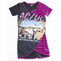 SandBox Rebel Girls AC/DC Studio 54 Dress (8)
