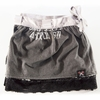 SandBox Rebel Girls Led Zeppelin Reversible Swinger Skirt (4)