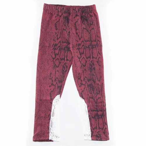 SandBox Rebel Girls Stretch Lace Leggings (3)