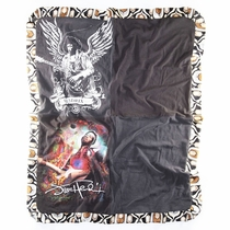 SandBox Rebel Jimi Hendrix Blanket