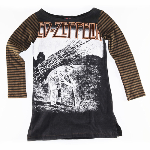 SandBox Rebel Girls Led Zeppelin Betsy Dress (3)