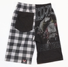 SandBox Rebel Led Zeppelin Dylan Shorts (2)