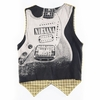 SandBox Rebel Nirvana New York Plaid Vest (6)