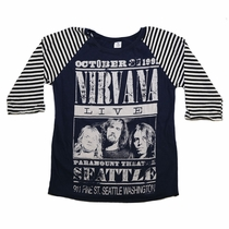 SandBox Rebel Nirvana Old Skool Raglan (10)