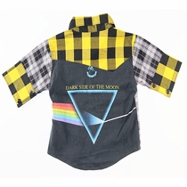 SandBox Rebel Pink Floyd Brett Shirt (2)