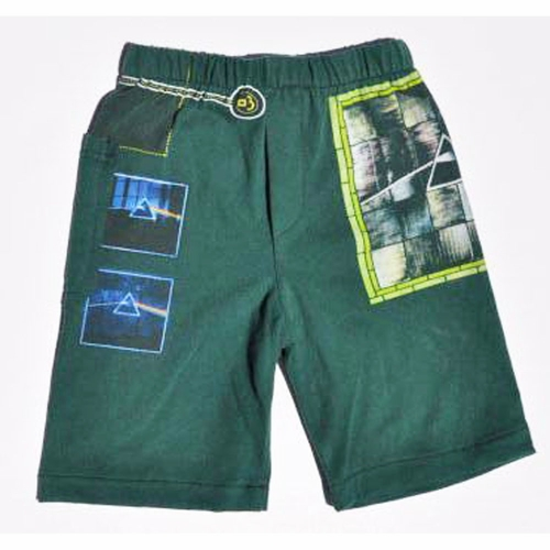 Sandbox Rebel Pink Floyd Dylan Shorts (12-18m)