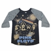 SandBox Rebel Pink Floyd Old Skool Raglan (10)