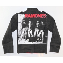 SandBox Rebel Ramones Sgt. Jacket (2)