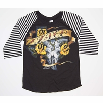 SandBox Rebel ZZ Top Old Skool Raglan (10)