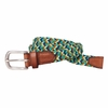 Scotch Shrunk Braided Belt