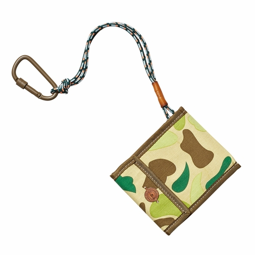 Scotch Shrunk Camouflage Wallet