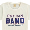 Scotch Shrunk One Man Band Tee