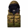 Scotch Shrunk Reversible Down Camo Vest