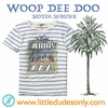 Scotch Shrunk Woop Dee Doo Striped Tee