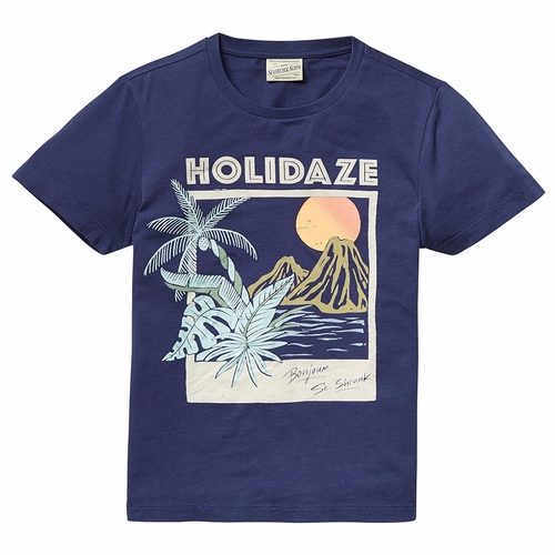 Scotch Shrunk Holidaze Tee