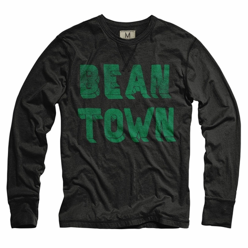 Tailgate Bean Town Long Sleeve Tee