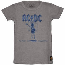 Trunk AC/DC Flick of the Switch Tee