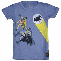 Trunk Batman and Robin Rope Tee