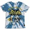 Trunk Batman and Robin Tie Dye Tee