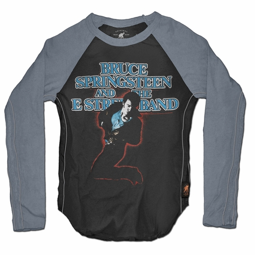 Trunk Bruce Springsteen Long Sleeve Tee