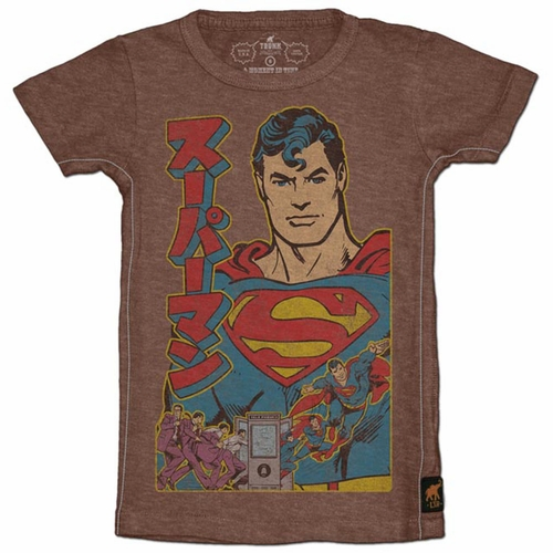 Trunk Super-Manga Superman Tee
