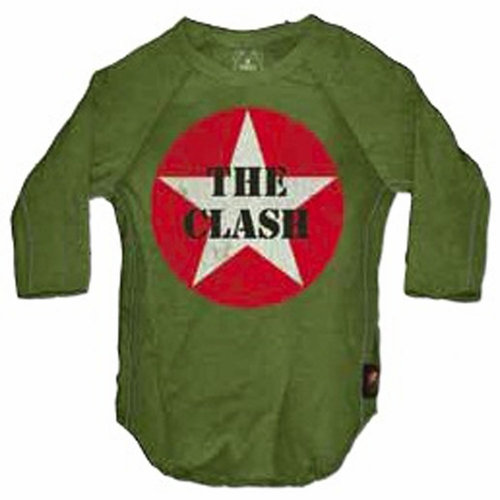 Trunk The Clash 3/4 Sleeve Raglan Tee
