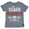 Trunk The Clash Skull Tee
