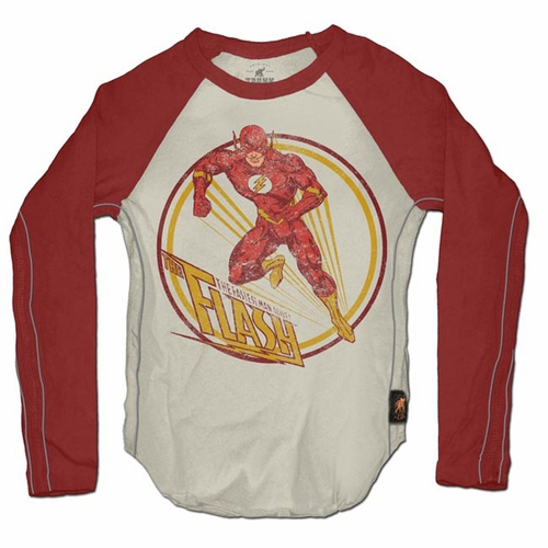Trunk The Flash Long Sleeve Raglan