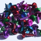 1/8 Anodized Brads - Bulk 1000/bag
