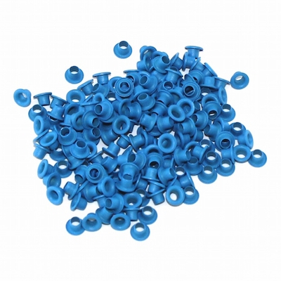 1/8 Blue Eyelets - 200 Count