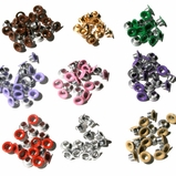 1/8 Round Eyelets- Single Colors