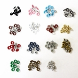 3/16 Round Eyelets- Single Colors