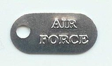 Air Force Tags