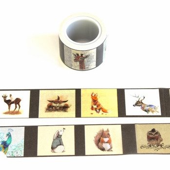 Animal Washi Tape - Wide - out of stock