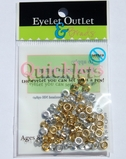 Anodized Quicklet Eyelets