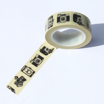 Antique Camera Washi Tape - out of stock