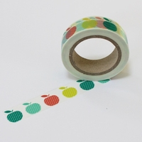 Apple Washi Tape