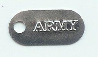Army Tags