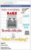Cooking Stamp Set