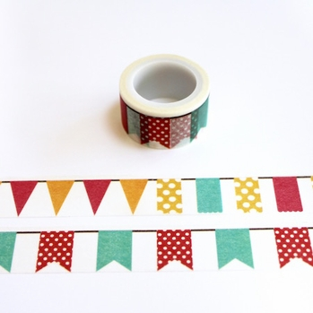 Banner Washi Tape - Wide