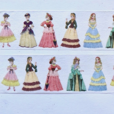 Belle Of The Ball Washi Tape