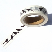 Bird Washi Tape - out of stock