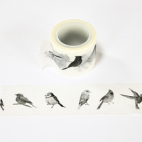 Bird Washi Tape - Wide